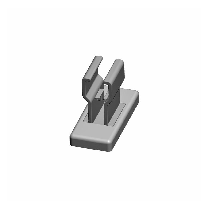 605 045 - Designový držák kliky